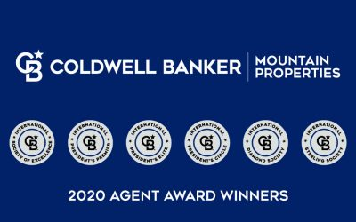Congratulations to our Award-Winning Agents